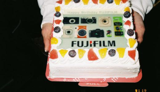 FUJIFILM生誕祭フォトウォーク in 東京の思い出